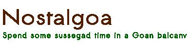NostalGoa